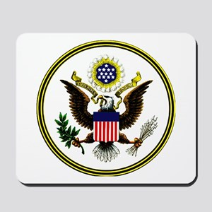 American Eagle Mousepad