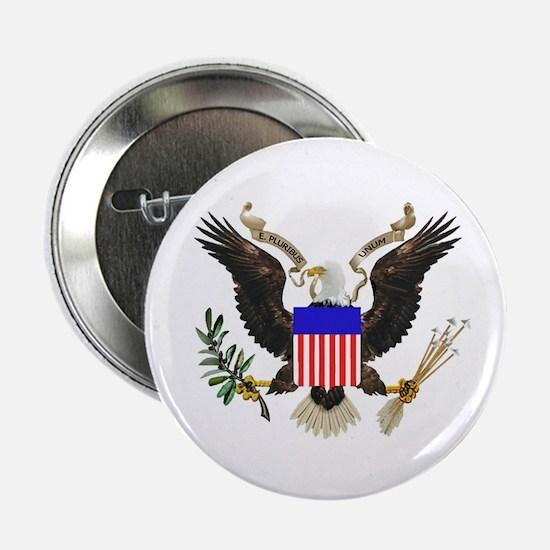 """American Eagle 2.25"""" Button"""