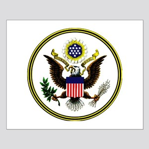 The Great Seal Small Poster