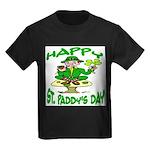 St. Patrick's Day Kids Dark T-Shirt