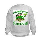 St. Patrick's Day Kids Sweatshirt