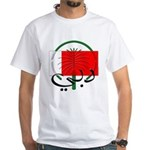 Dubai Flag White T-Shirt