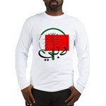 Dubai Flag Long Sleeve T-Shirt