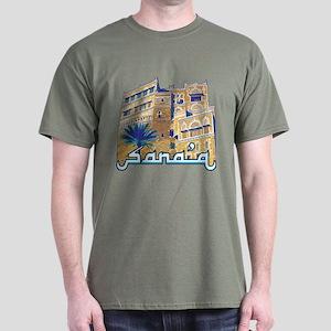 Sana'a (Sanaa) Dark T-Shirt