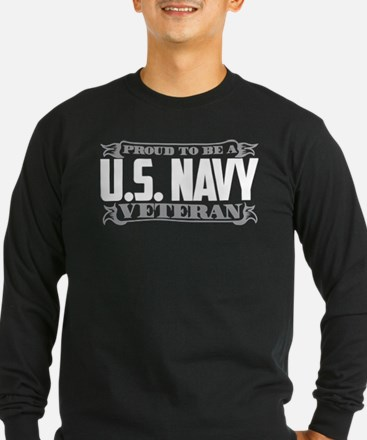Proud To Be A U.S. Navy V T