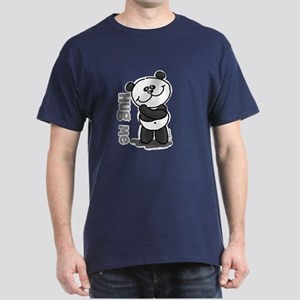 Hug Me Panda Dark T-Shirt