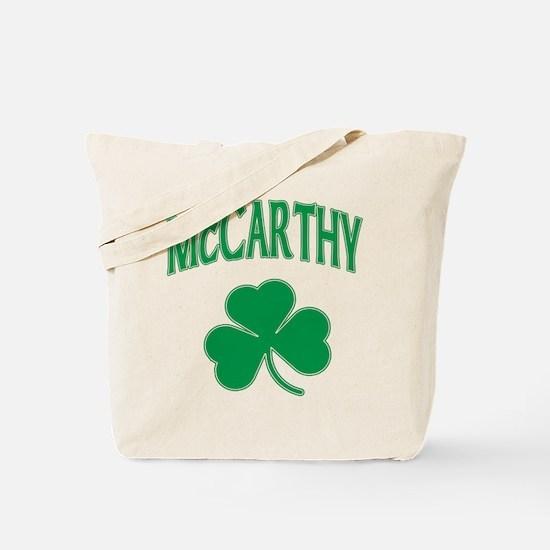 McCarthy Irish Tote Bag