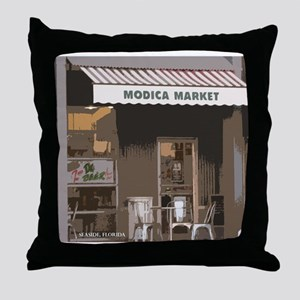 Modica Market Throw Pillow