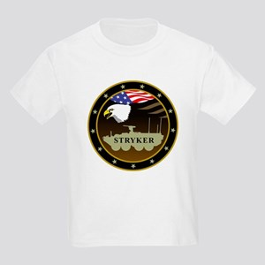 Stryker Brigade Kids T-Shirt