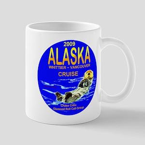 Alaska - Whittier- Vancouver Mug