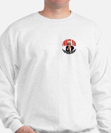 Stop Voting For Idiots Sweatshirt