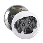 """Puggle Puppy 2.25"""" Button"""