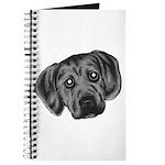 Puggle Puppy Journal