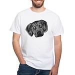 Puggle Puppy White T-Shirt
