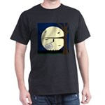 Bat Sleeping In Dark T-Shirt