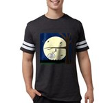 Bat Sleeping In Mens Football Shirt