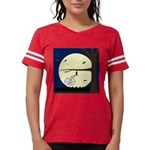 Bat Sleeping In Womens Football Shirt