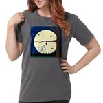 Bat Sleeping In Womens Comfort Colors® Shirt