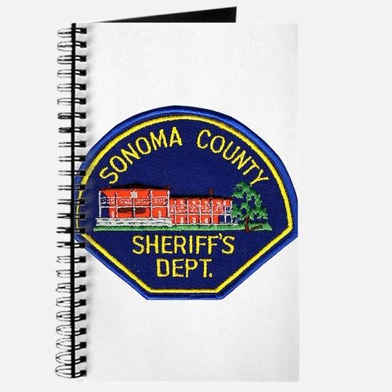 Sonoma Sheriff Journal