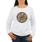 Celtic Dog Women's Long Sleeve T-Shirt