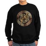 Celtic Dog Sweatshirt (dark)