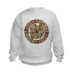 Celtic Dog Kids Sweatshirt