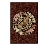 Celtic Dog Postcards (Package of 8)