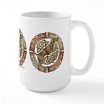 Celtic Dog Large Mug
