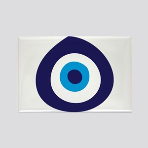 Evil Eye Rectangle Magnet