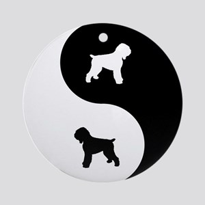 Yin Yang BRT Ornament (Round)