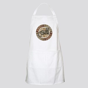 Celtic Cat BBQ Apron