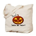 Trick-or-Treat Boo! Tote Bag