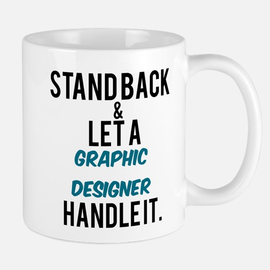 Graphic Designer Mugs