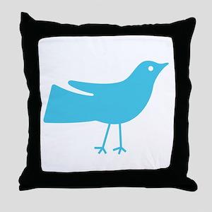 Follow Me Throw Pillow