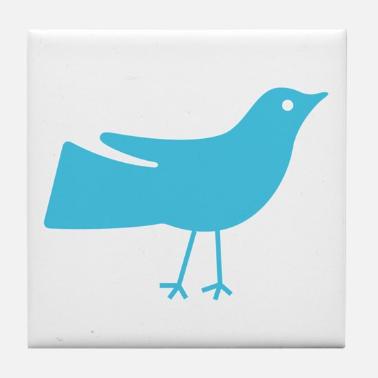 Follow Me Tile Coaster