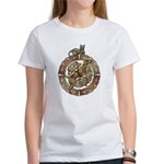 Celtic Cat and Dog Women's T-Shirt