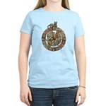 Celtic Cat and Dog Women's Light T-Shirt