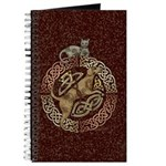 Celtic Cat and Dog Journal