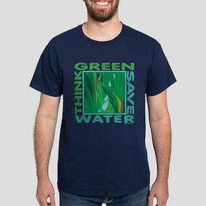 Water Conservation Dark T-Shirt