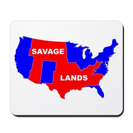 savagelands Mousepad