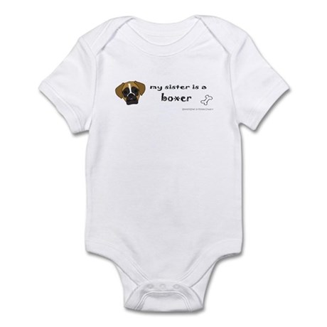 boxer gifts Infant Bodysuit