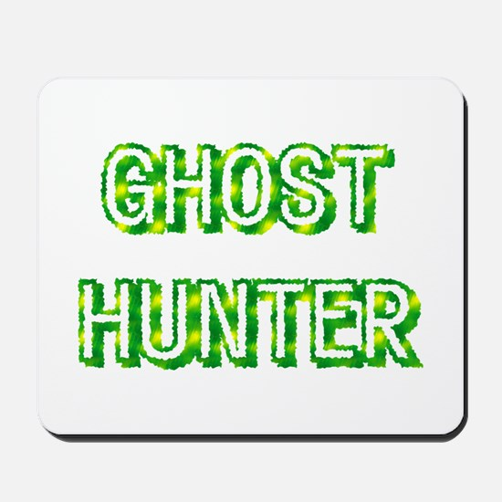 Ghost Hunter Mousepad