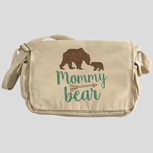 Mommy Bear Messenger Bag