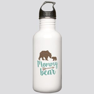 Mommy Bear Stainless Water Bottle 1.0L