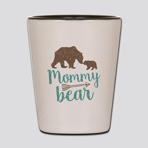 Mommy Bear Shot Glass