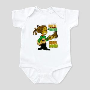 RY Rebel Music Infant Bodysuit