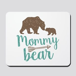 Mommy Bear Mousepad