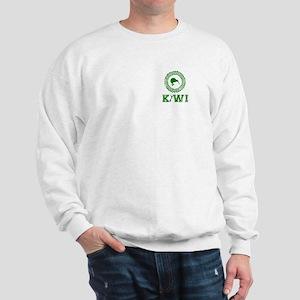 Green New Zealand Kiwi Sweatshirt