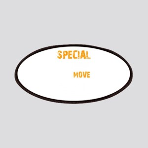 Basketball Sports Player Special Dunk Move R Patch