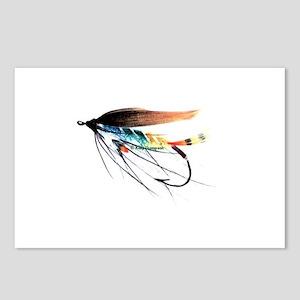 Atlantic Gardener Fly Postcards (Package of 8)